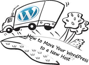 How to Move the WordPress Site to Another Server?