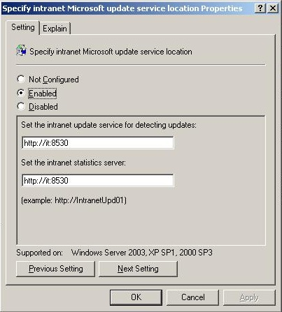 Client Configuration for WSUS | How to Configure Client for