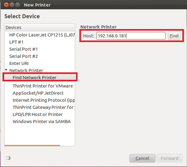 How to Add Printer in Ubuntu 11 10 | Add Printer in Ubuntu - ITzGeek