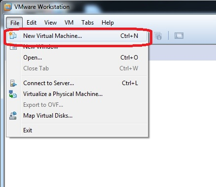 How to install windows 8 on vmware workstation install for Installing new windows