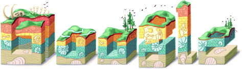 Nicolas Steno's(Father of geology) 374th birthday – Google Doodle