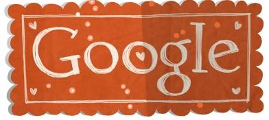 Google wishes a Happy Valentine's Day with Video Clip