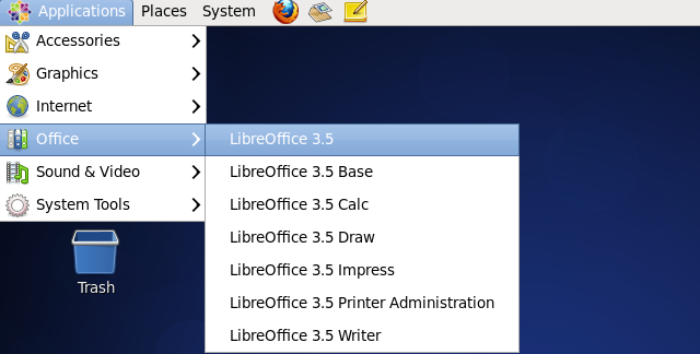 Install LibreOffice 3 5 on CentOS 6 2/6 1/6 0 / CentOS 5 7 - ITzGeek