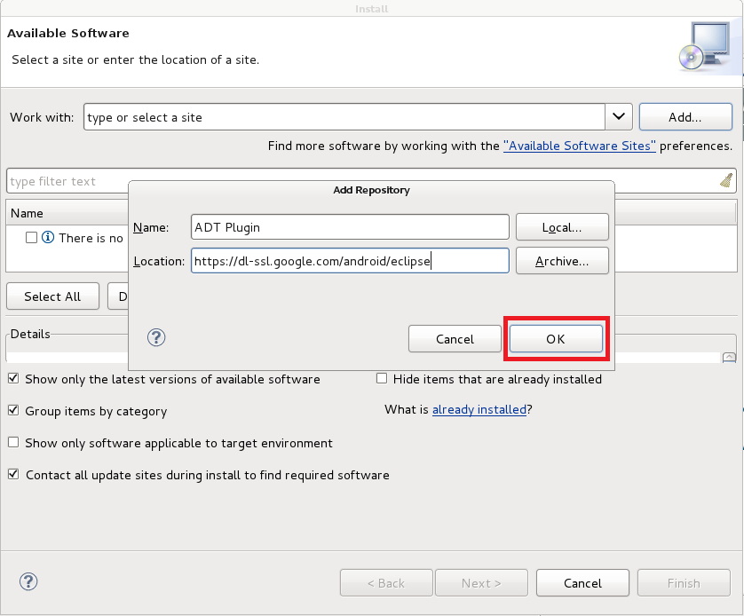 How to Install Android SDK 4.0.3 and Eclipse ADT on Fedora 16 ...