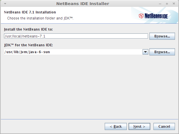 How to Install NetBeans IDE 7 1 on Linux Mint 12 / Linux Mint 11