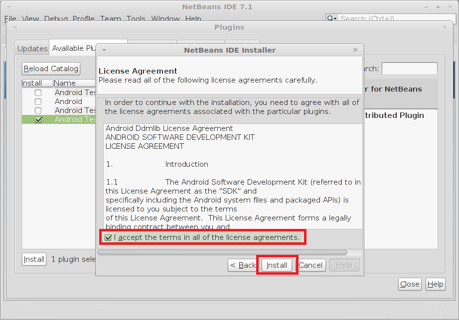download netbeans for android