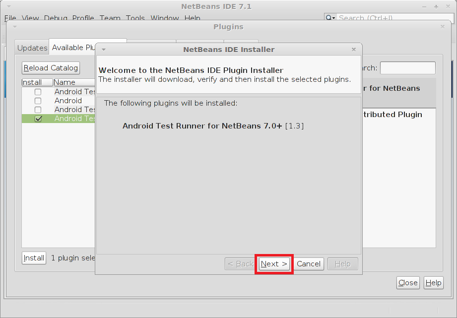 How to Setup Android SDK 4 0 3 with NetBeans IDE 7 1 on