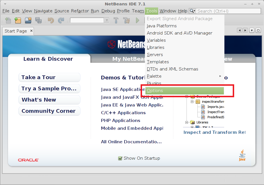 How to Setup Android SDK 4 0 3 with NetBeans IDE 7 1 on Linux Mint