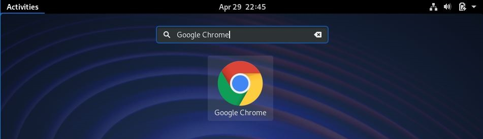 How To Install Google Chrome on Fedora 30 & Fedora 29
