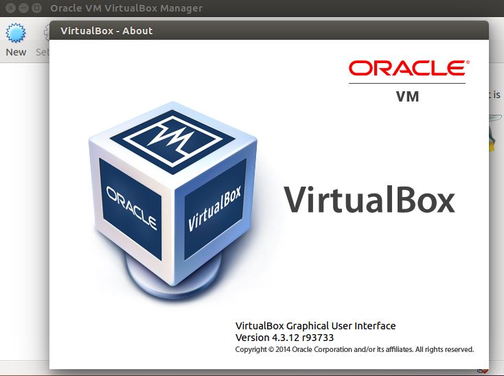 Oracle VM VirtualBox 4.3