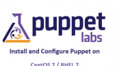 Install and Configure Puppet on CentOS 7 / RHEL 7