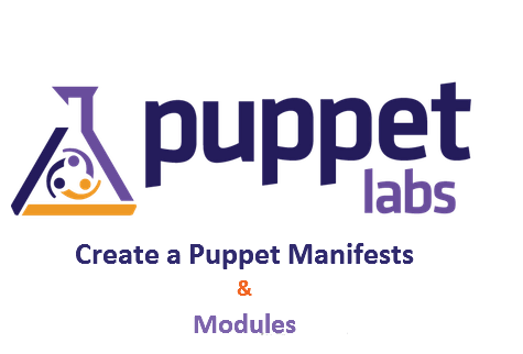 create a Puppet Manifests