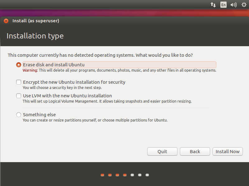 Install Ubuntu 16 04 - With Screenshots