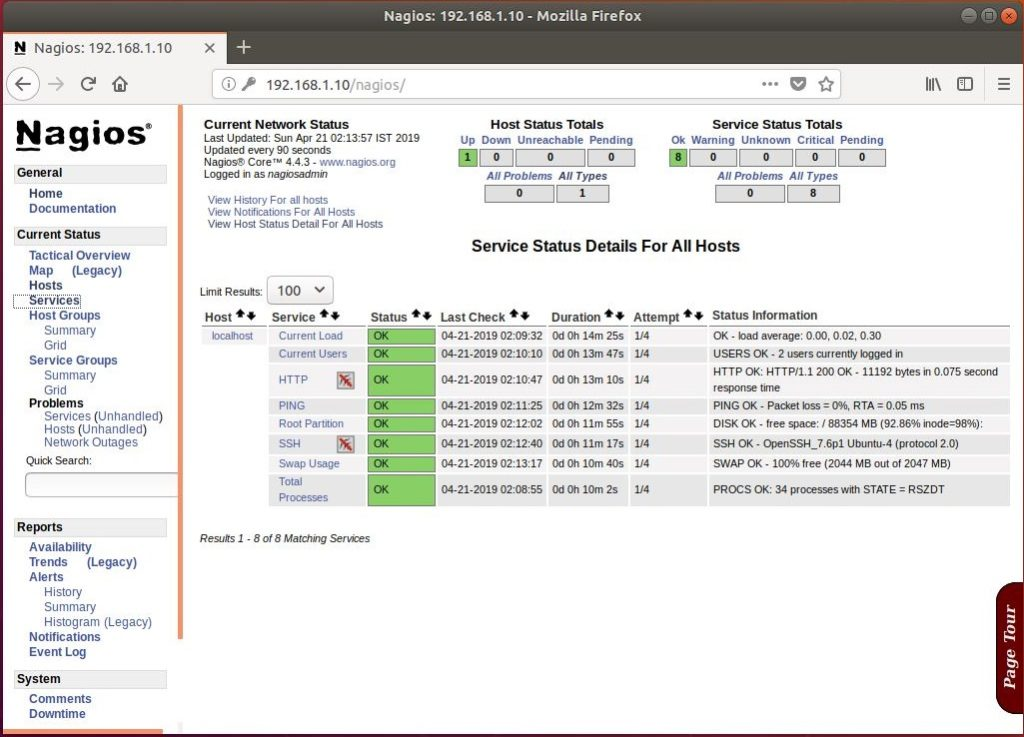 How To Install Nagios 4 4 3 on Ubuntu 18 04 & Ubuntu 16 04