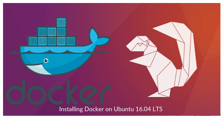 Install docker on Ubuntu 16.04