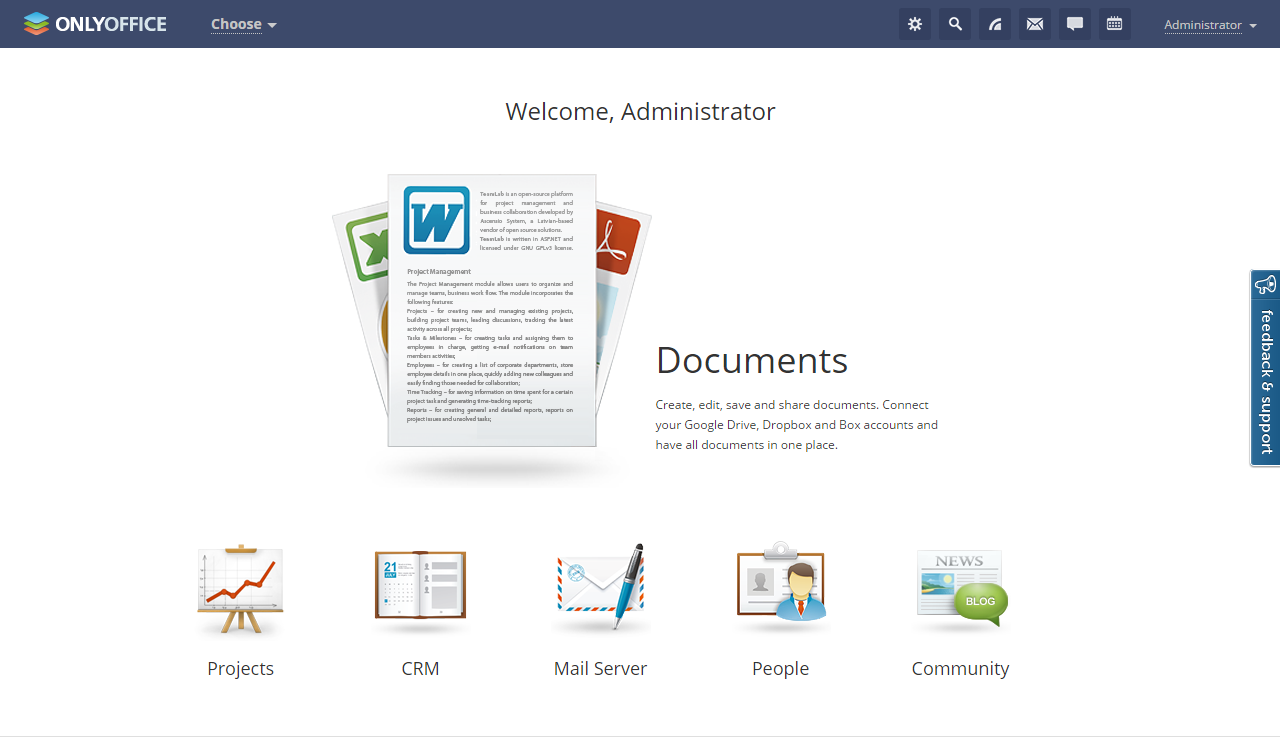 ONLYOFFICE 8.9 Released – Install the full-featured office and productivity suite on Debian/Ubuntu/Linux Mint