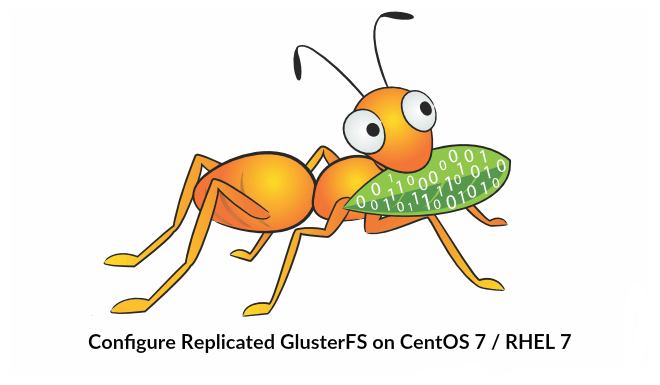 Install and Configure GlusterFS on CentOS 7 / RHEL 7 - ITzGeek