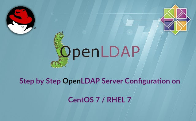 Step By Step Openldap Server Configuration On Centos 7