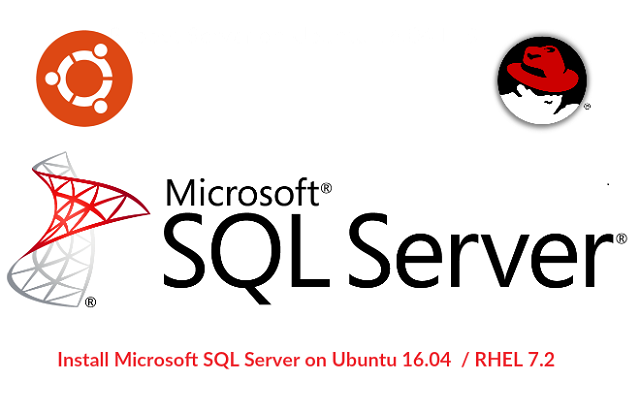 Install Microsoft SQL Server on Linux