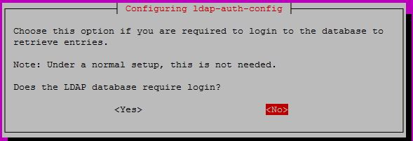 Configure LDAP Client on Ubuntu 16.04 - LDAP DB Login