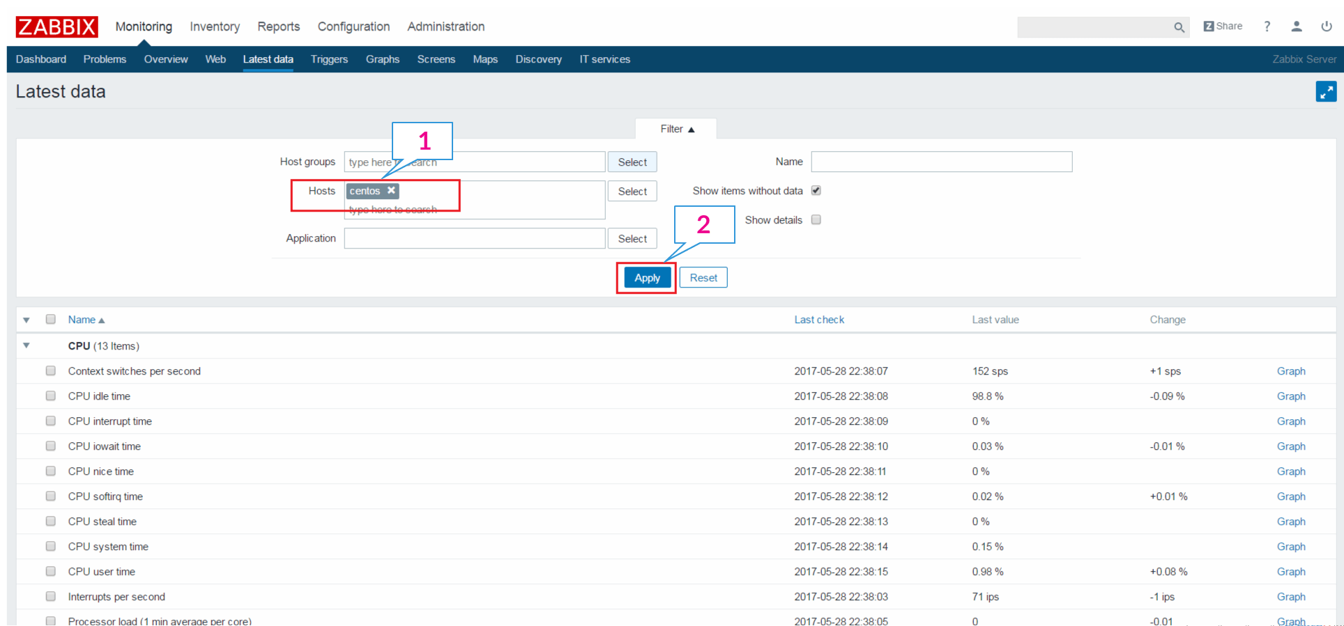How to Add Remote Linux Host to Zabbix Server for Monitoring - Linux