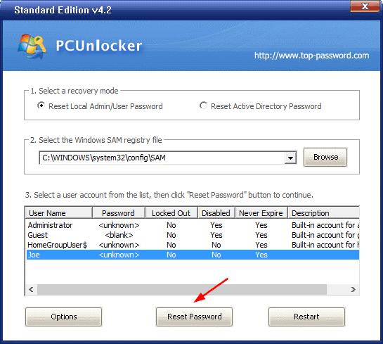 How to Bypass Windows 7 Password to Access Your Locked PC