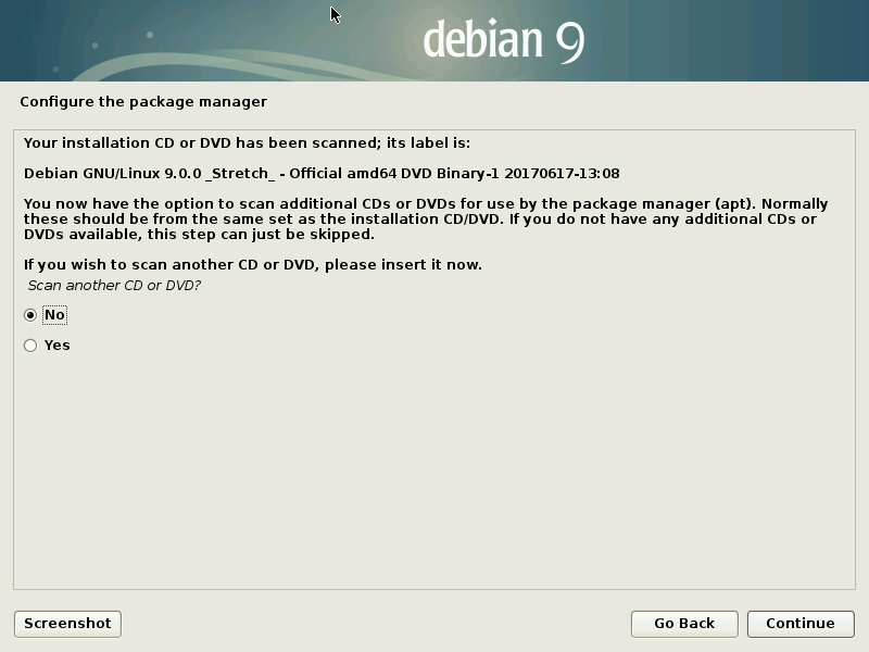 How to Install Debian 9 Stretch - Step by Step Tutorial with