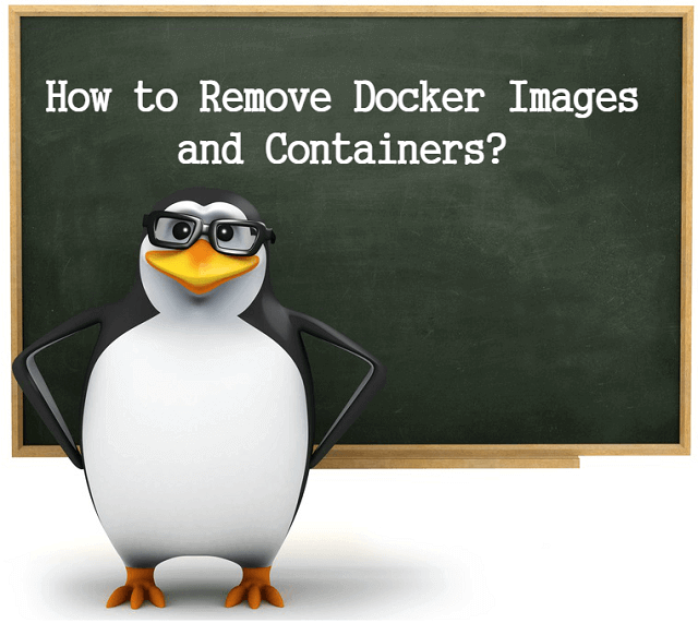 How to Remove Docker Images and Containers - ITzGeek
