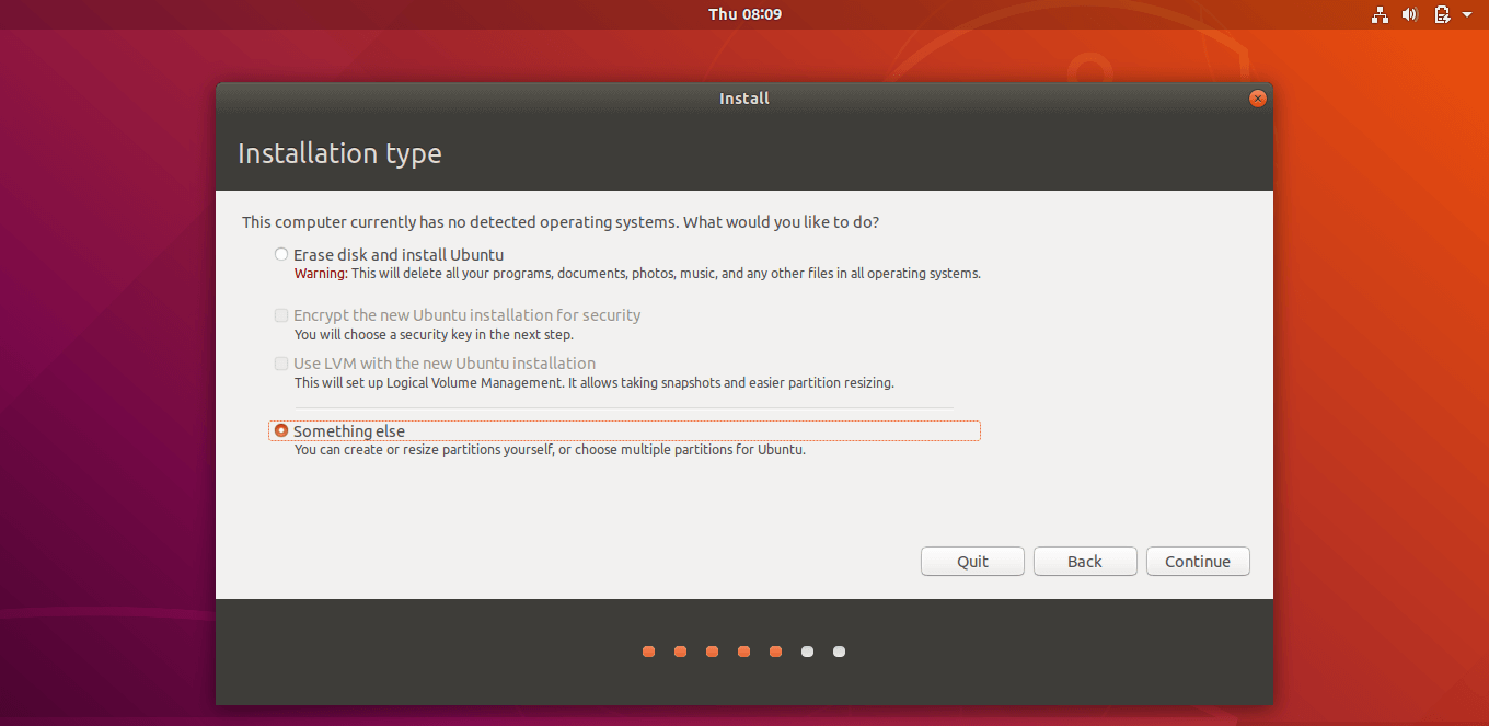 How to Install Ubuntu 18 04 LTS (Bionic Beaver) on UEFI and