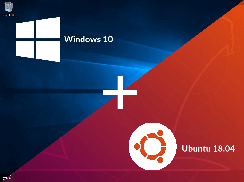 How to Install Ubuntu 18 04 Alongside With Windows 10 or 8