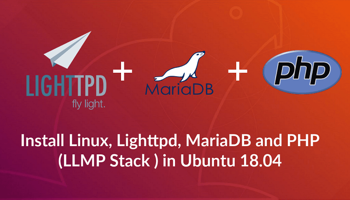 How To Install Linux, Lighttpd, MySQL and PHP (LLMP Stack