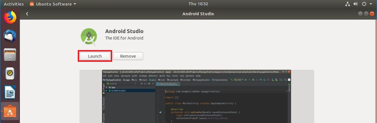 How To Install Android Studio on Ubuntu 18 04 LTS (Bionic Beaver)