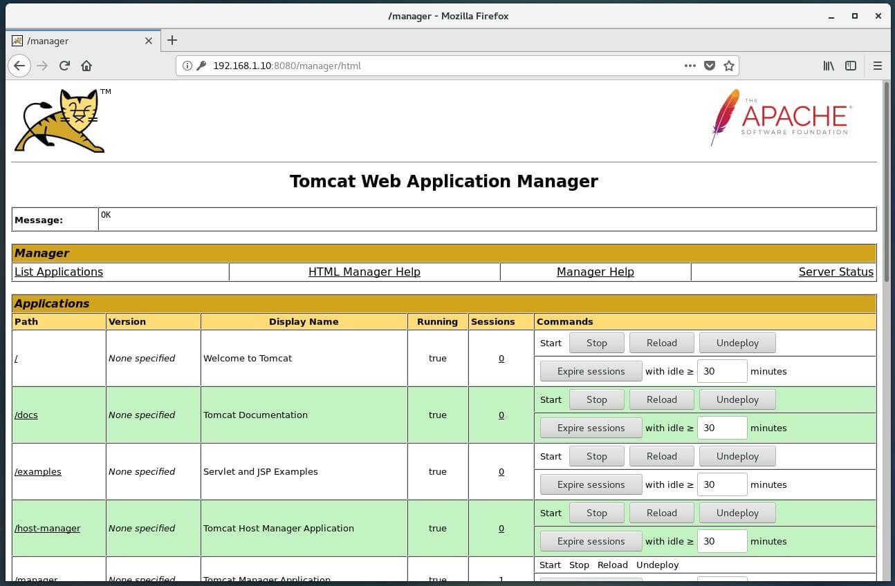 How To Install Apache Tomcat 9 0 / 8 5 on CentOS 7 / RHEL 7 -