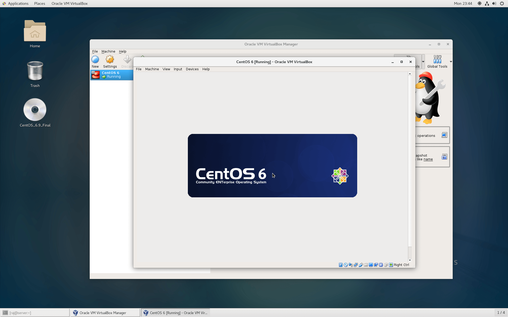 How To Install VirtualBox 6 0 on CentOS 7 / RHEL 7-