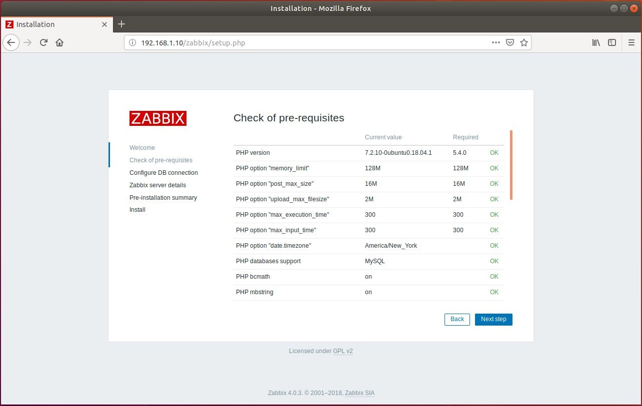 How To Install Zabbix 4 x on Ubuntu 18 04 / Ubuntu 16 04