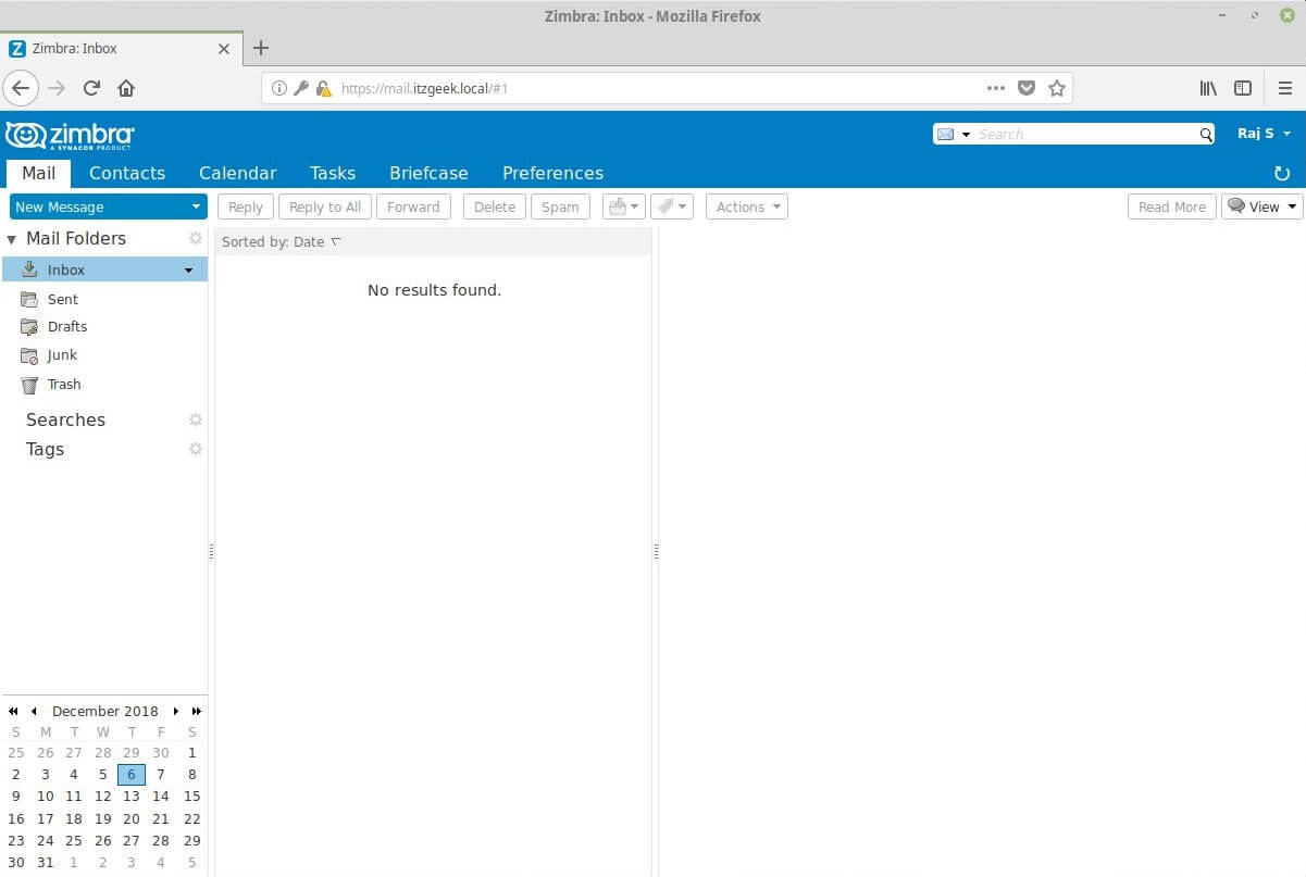 free download zimbra mail server for linux