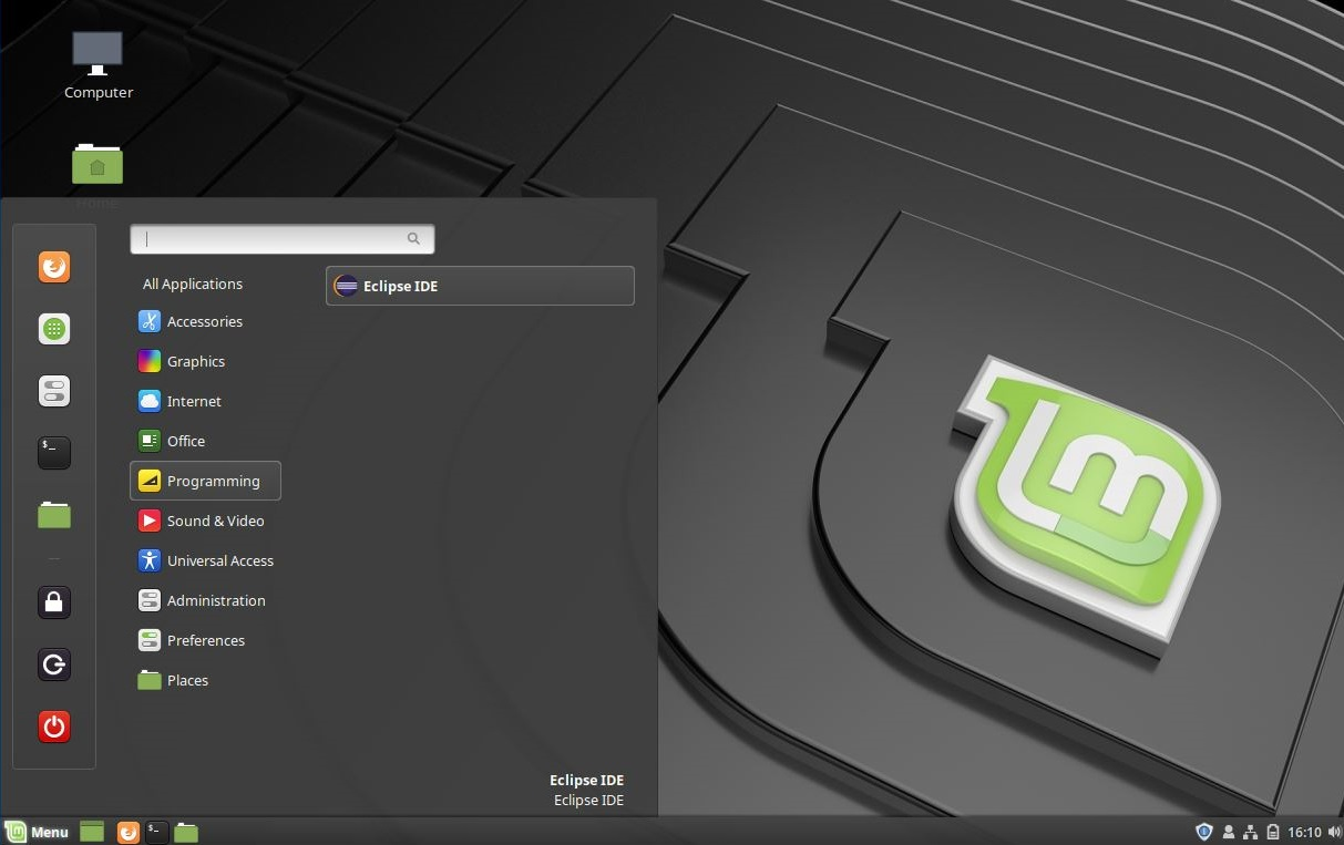 How To Install Eclipse IDE on Linux Mint 19 - Linux Mint