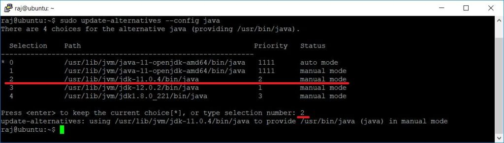 How To Install Oracle Java 12 / 11 / 8 on Ubuntu 18 04 & Linux Mint 19